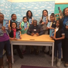 Azuka Inspires Students in New Jersey.