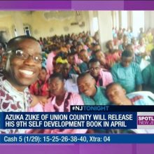 Azuka Motivates Over 1000 Students in Nigeria, Africa.